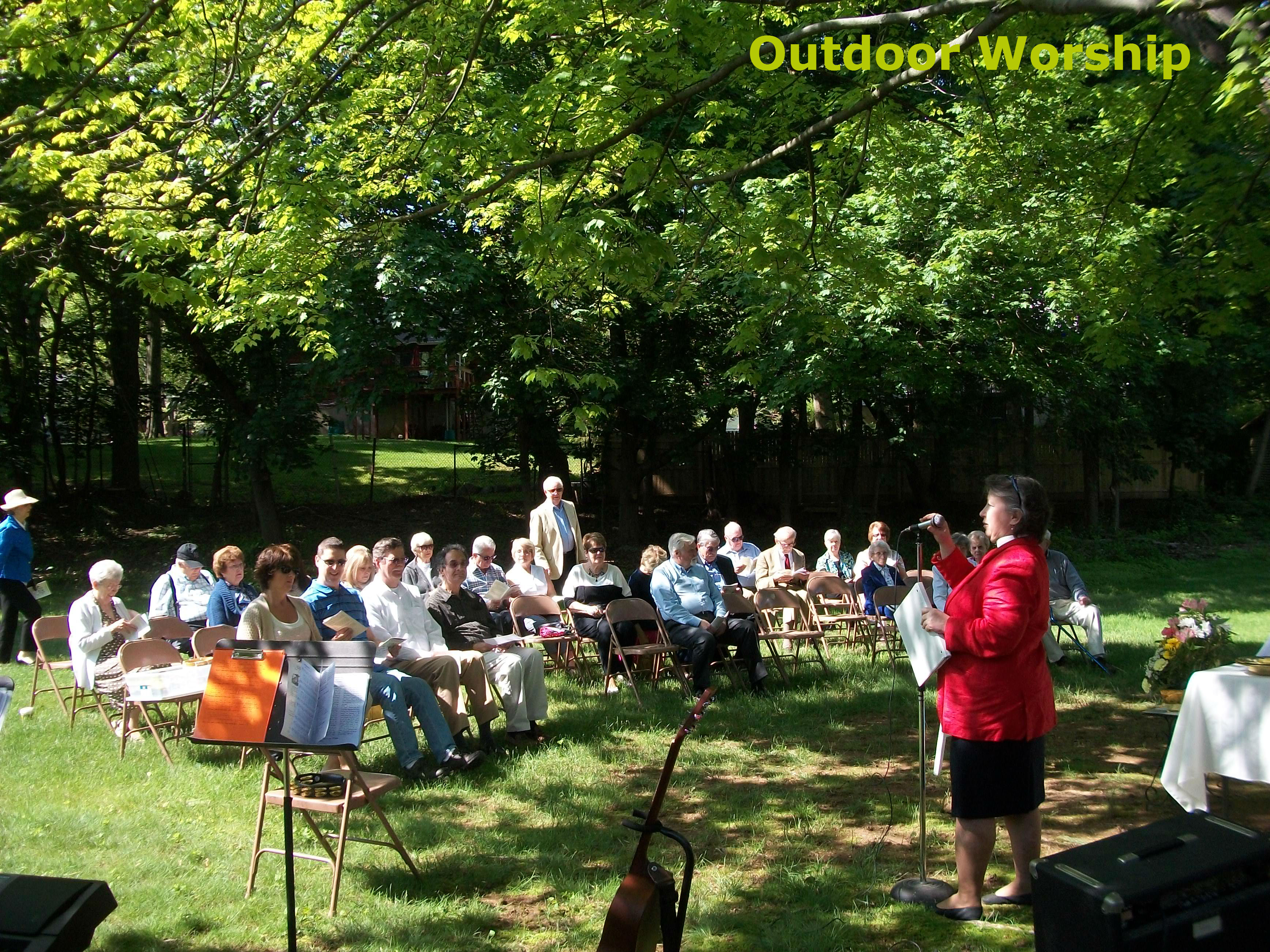 OutdoorWorship'14