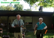 Outdoor worship